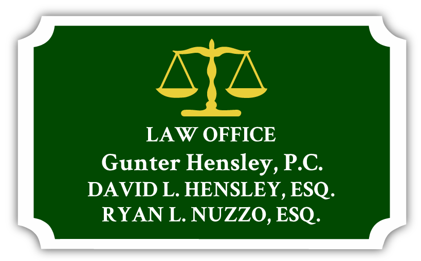 Gunter Hensley Logo